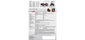 Allrad-Traktoren Carraro TGF 9400 S