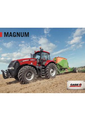 Allrad-Traktoren Case IH Magnum CVX 315 EP Komfort