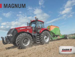 Allrad-Traktoren Case IH Magnum CVX 260 EP Komfort