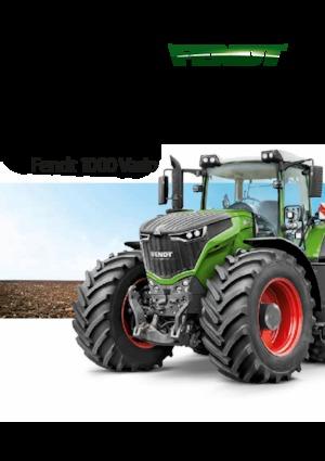 Allrad-Traktoren Fendt 1042 Vario PowerPlus