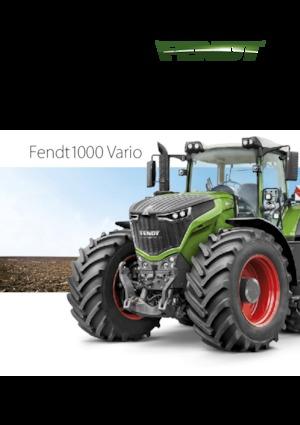 Allrad-Traktoren Fendt 1038 Vario
