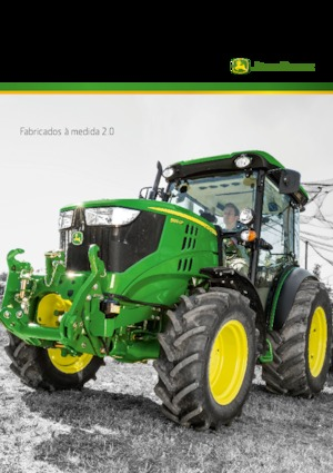 Allrad-Traktoren John Deere 5075GF