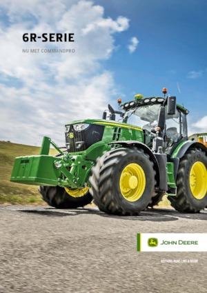 Allrad-Traktoren John Deere 6215R