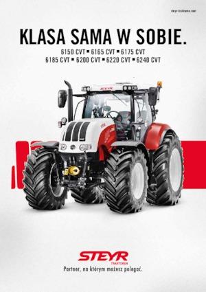 Allrad-Traktoren Steyr 6220 CVT Profi