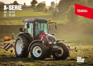 Allrad-Traktoren Valtra A 83 HiTech