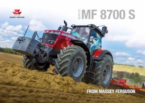 Allrad-Traktoren Massey Ferguson MF 8740 S