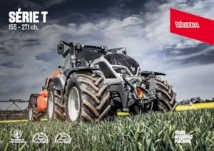 Allrad-Traktoren Valtra T154H MR18