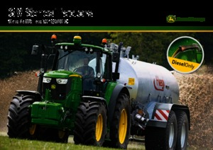 Allrad-Traktoren John Deere 6115 M Power