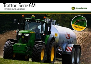Allrad-Traktoren John Deere 6150 M Power