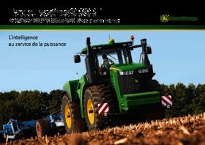 Allrad-Traktoren John Deere 9470R