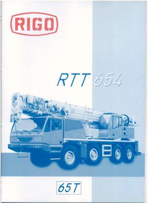 AT-Krane RIGO RTT 654