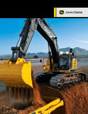 Raupenbagger John Deere Construction 300G LC