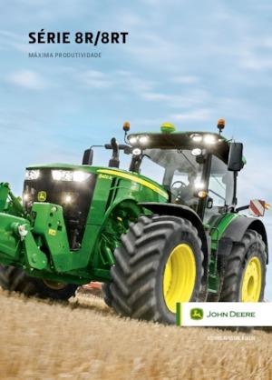 Raupen-Traktoren John Deere 8370RT