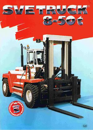 Frontstapler Diesel SVETRUCK 18120-36