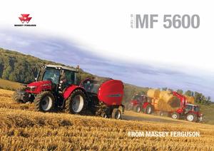 Allrad-Traktoren Massey Ferguson MF 5610