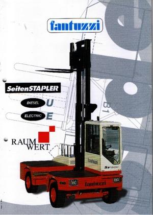 Querstapler Diesel Fantuzzi SF 80