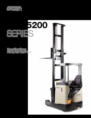 Schubstapler Elektro Crown ESR 5220-35
