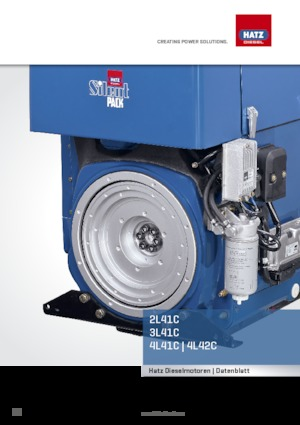 Motoren Hatz 4L42C