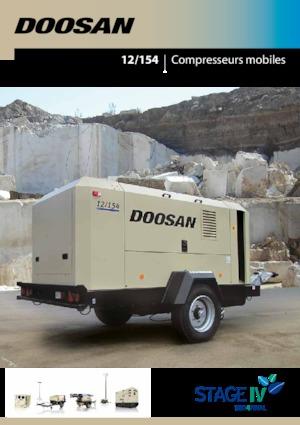 Kompressoren Hochdruck Doosan 12/154