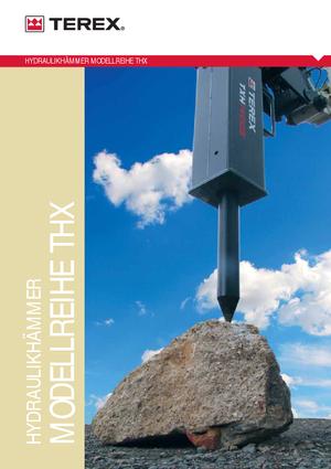 Anbaufräsköpfe (hydr.) Terex WS 30 HD