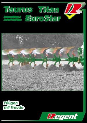 Pflüge Regent EuroStar 600