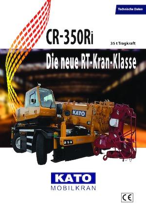 RT-Krane Kato CR 350 Ri