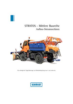 Silo-Streugeräte Schmidt Stratos B/S 30 VCX