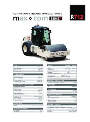 Walzenzüge Max-Com R 712