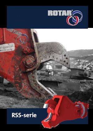 Stahl-Schrottscheren Rotar RSS 50