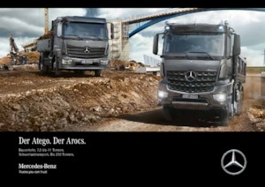 Kipper Mercedes-Benz Atego 818 K 4x2